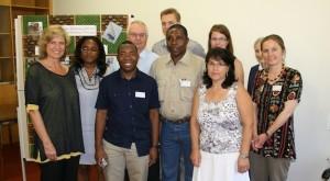 Dagmar Wöhrl Martha-Maria-Stiftung in Chicuque (Mosambik)