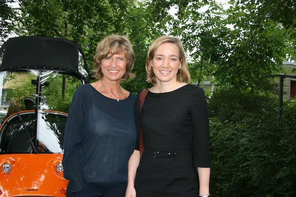 Dr. Kristina Schröder MdB: Familienpolitik im Zeichen des ,C'