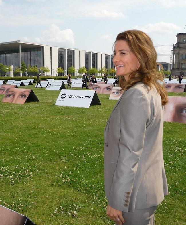 Melinda-Gates-Gastbeitrag-Dagmar-Wöhrl