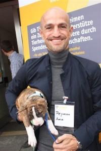 Peyman Amin Tierheimhelden Gastbeitrag Woehrl Blog